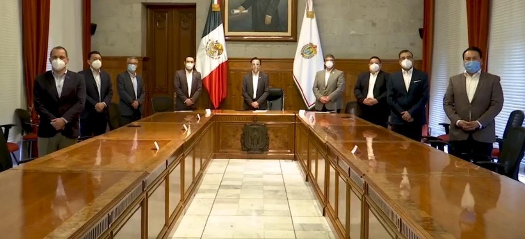 Otra vez, afirma Gobernador que pagarán adeudos a empresarios