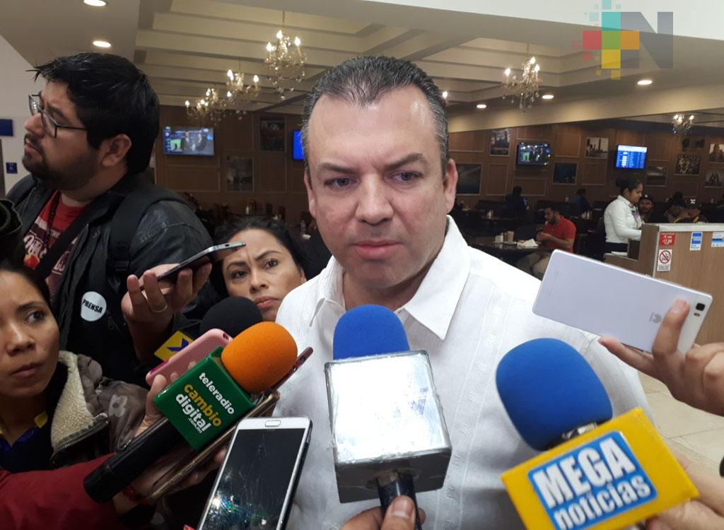 Denuncia PRI de Boca del Río a alcalde Humberto Alonso Morelli, ante la FGR