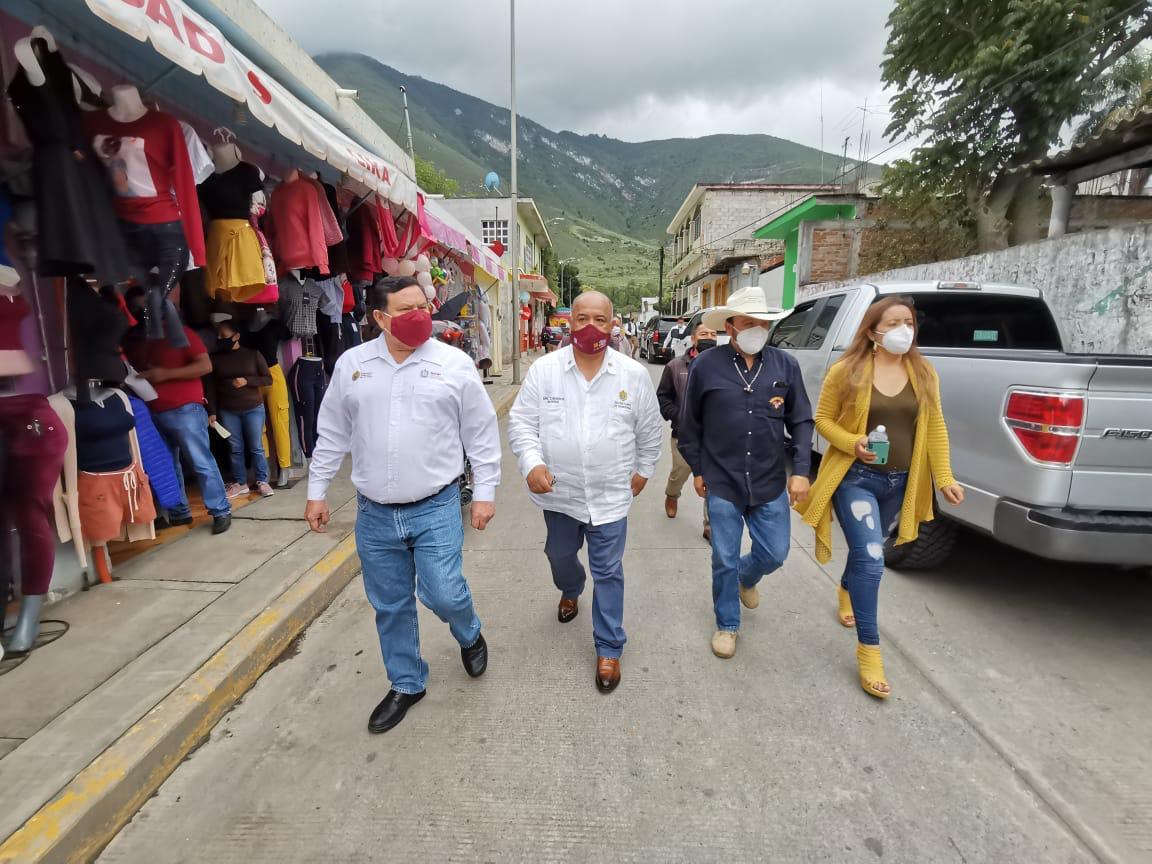 Desde Acultzingo, secretario de Gobierno sostiene que el tiempo de impunidad en Veracruz se acabó