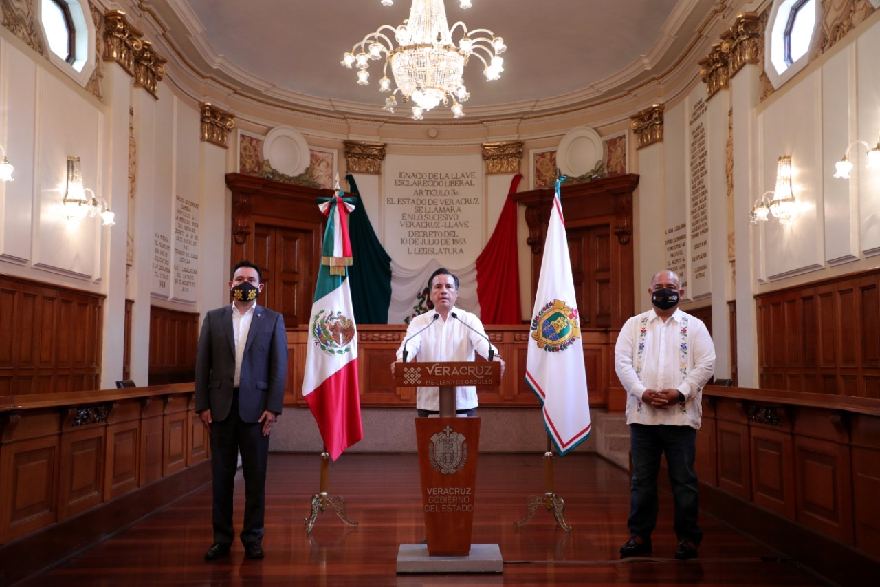Ahora repartirán 169 mdp a municipios para enfrentar el Covid
