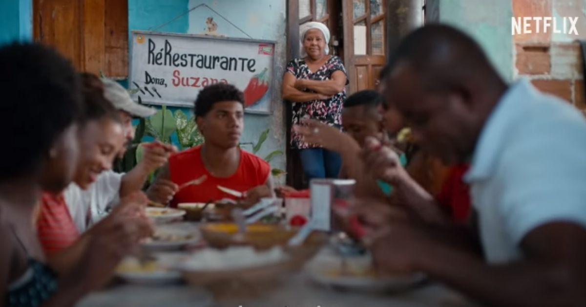 Gastronomía oaxaqueña en Street Food Latinoamérica de Netflix que hoy se estrena