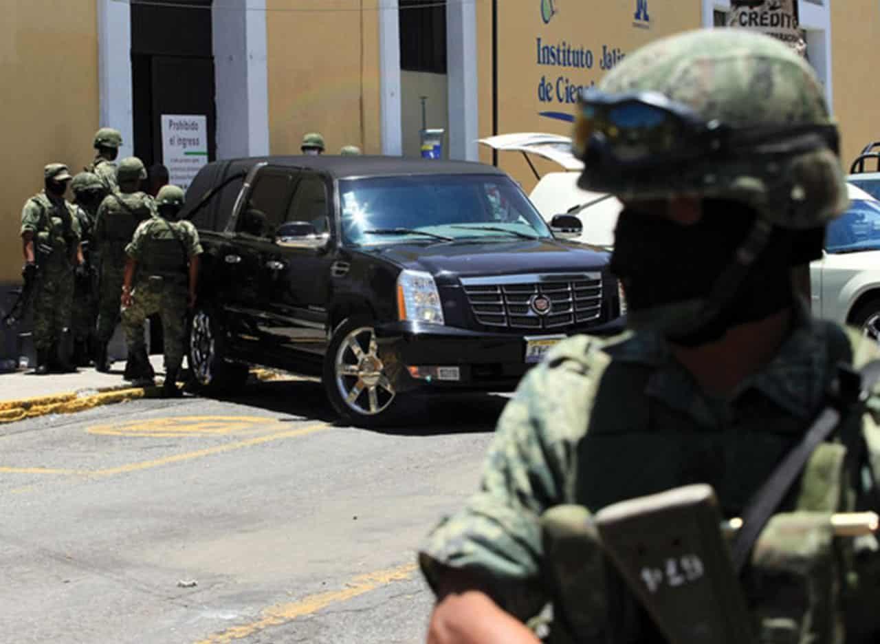 Reportajes para entender el problema del narcotráfico