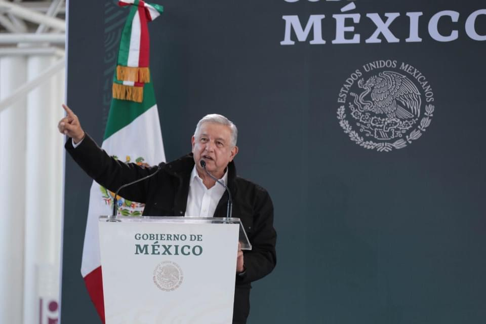 Se dieron 111 mil créditos de 25 mil pesos en Veracruz: AMLO