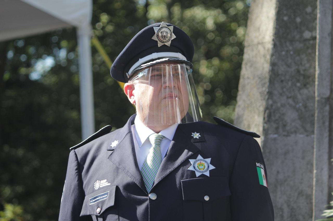 Habría siete policías municipales coludidas con el crímen organizado: Hugo Gutiérrez
