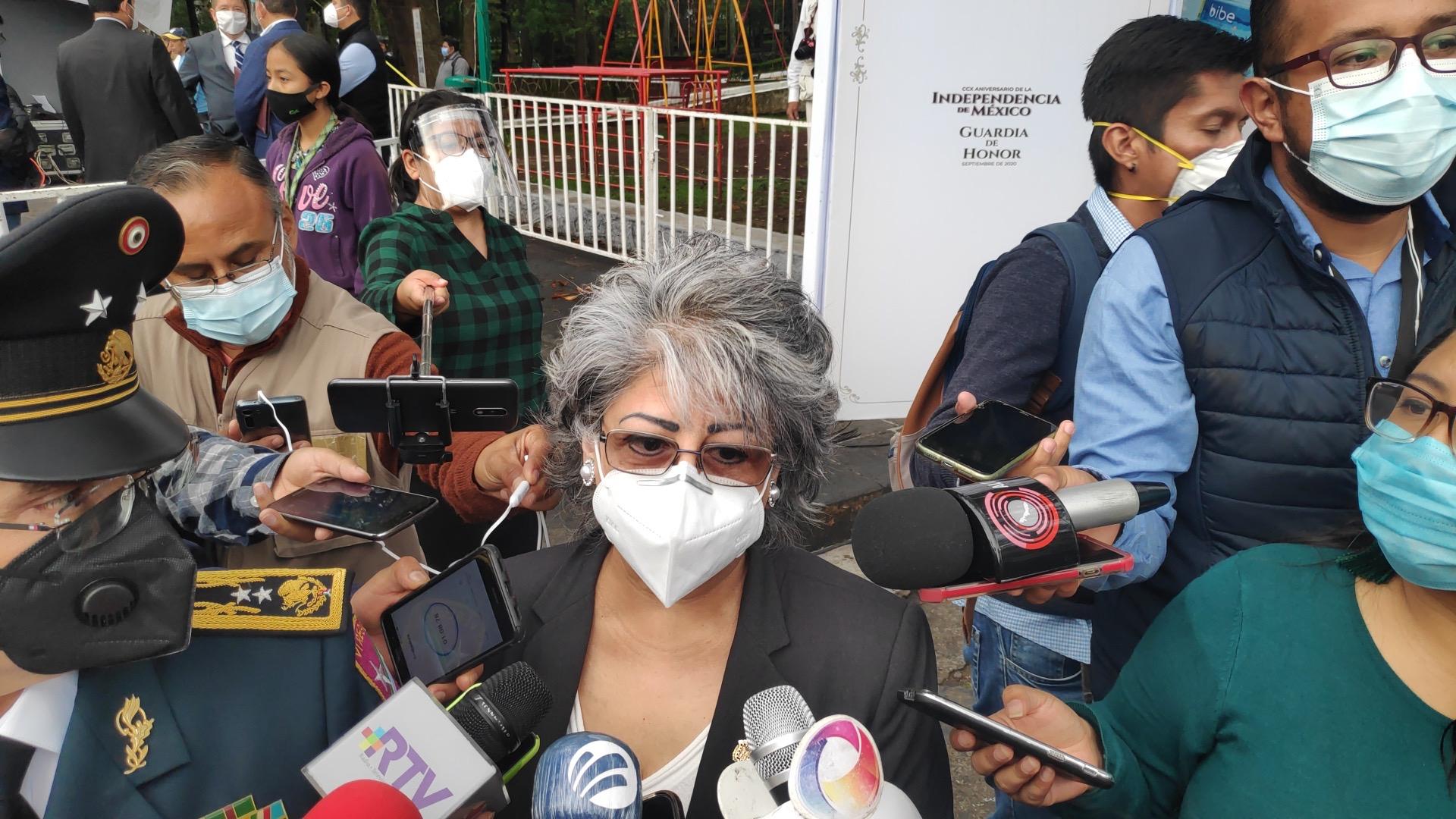 Afirma presidenta de TSJ que no consta que prometió defender autonomía del Poder Judicial