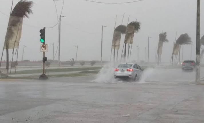 Alerta SPC por prolongado temporal de lluvias