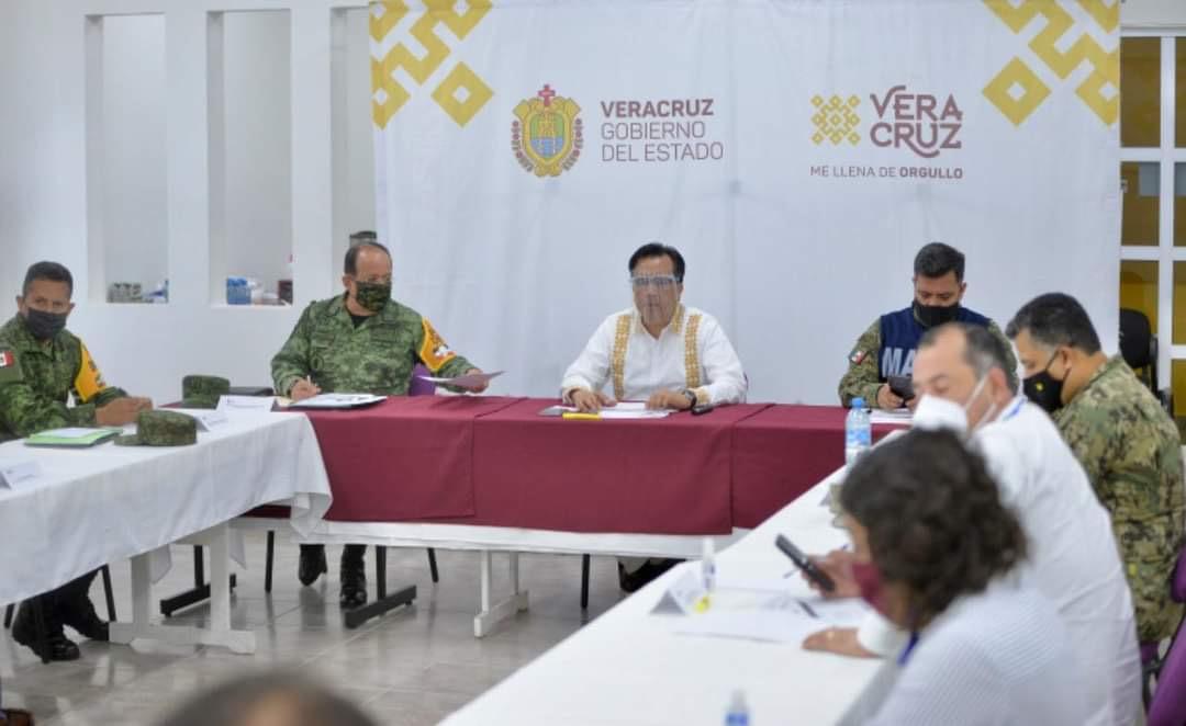 Blinda Marina puestos de Tuxpan, Veracruz y Coatzacoalcos