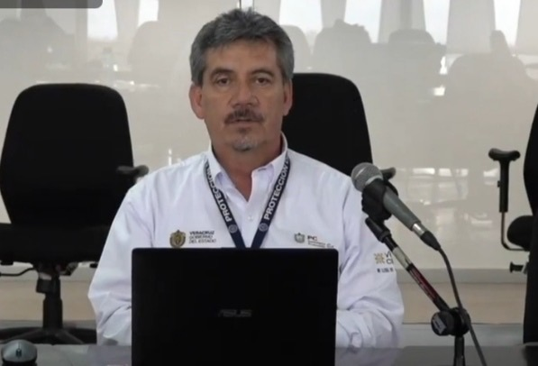 Dos eventos de lluvia que pondrían en riesgo a la población: Federico Acevedo