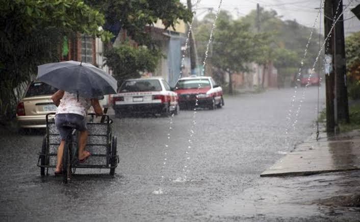Nueva alerta gris por otro temporal lluvioso en la Entidad