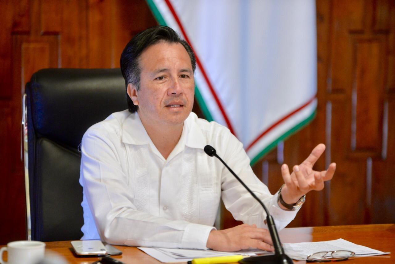 """""""Ningún secretario, subsecretario o director general podrá irse como candidato"""", afirma el Gobernador de Veracruz"""