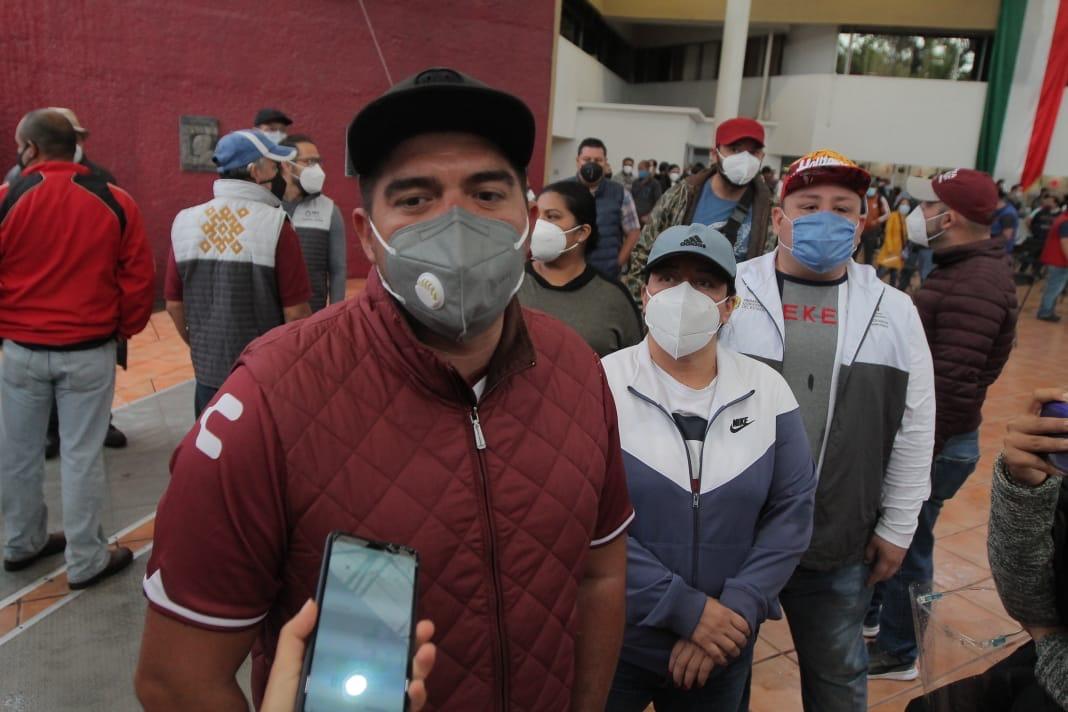 Más de 35 obras estatales de SEV en Veracruz, responde Zenyazen a Alcalde
