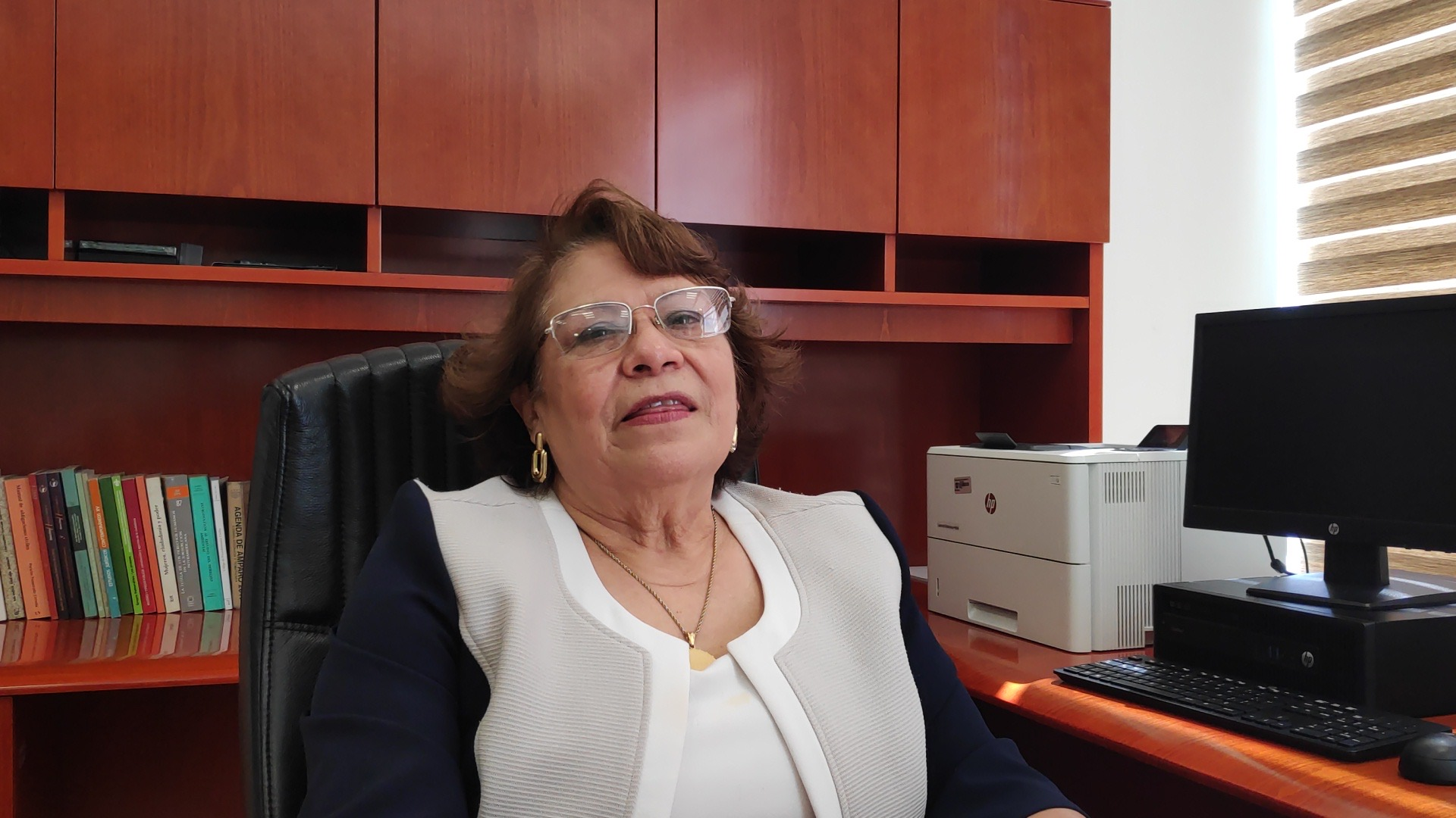 Solicitará TSJ juicio de procedencia en contra de Sofía Martínez Huerta