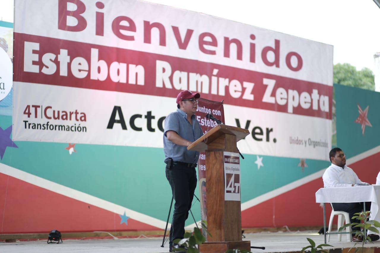 Si preguntan en la encuesta, Porfirio Muñoz Ledo en Veracruz es la respuesta: Esteban R. Zepeta