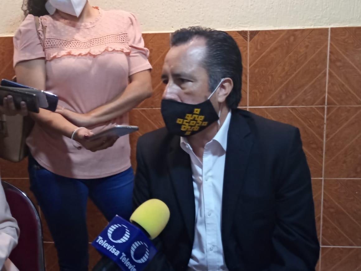 Falso que hayan secuestrado a Nemesio Domínguez: Gobernador
