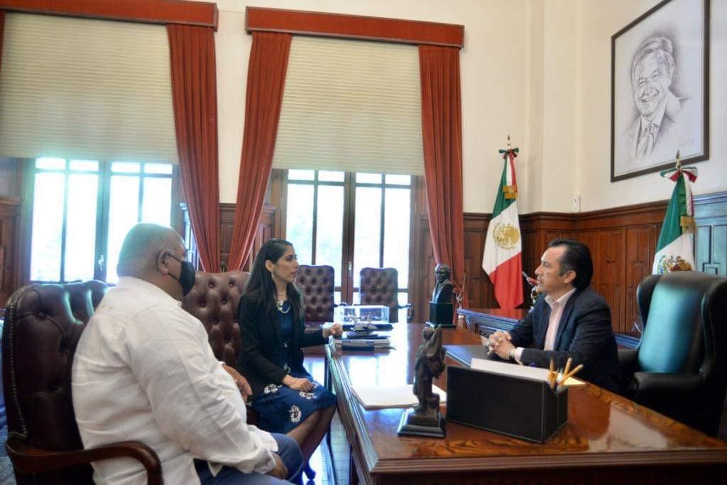 Afirma Cuitláhuac que han exhumado a 17 individuos de La Guapota