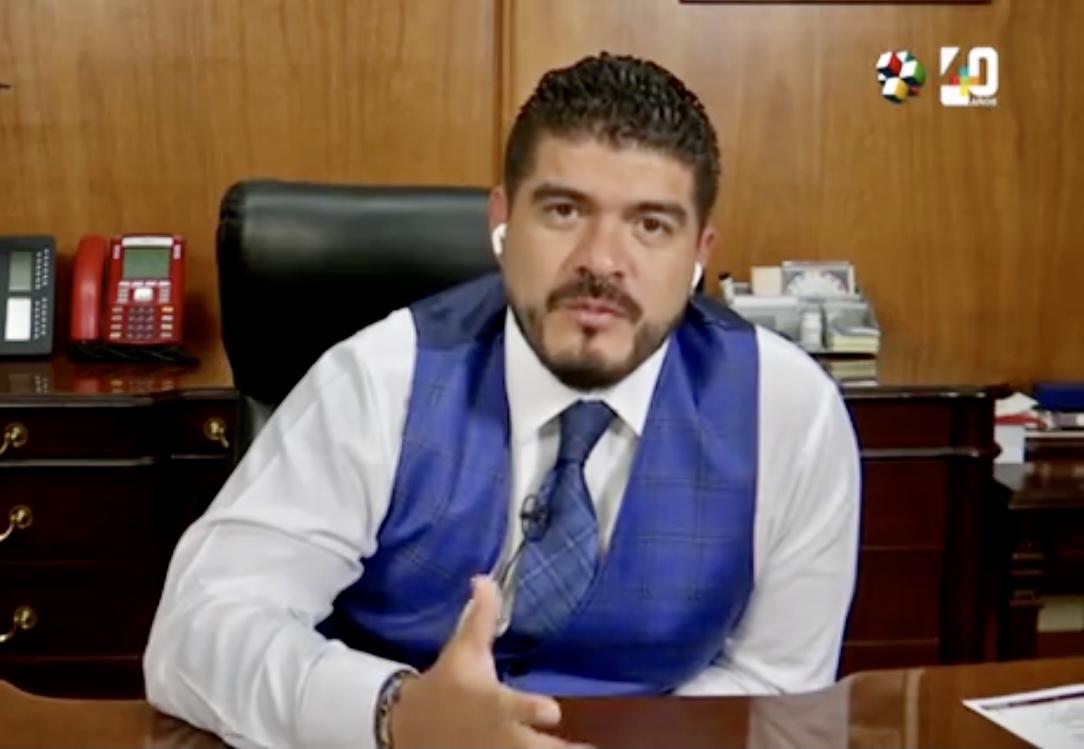 Saqueo en la SEV fue por más de 6 mil millones de pesos: Zenyazen Escobar