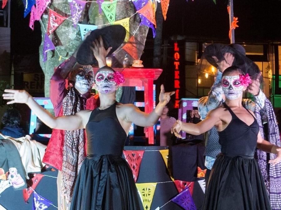 Inicia la 21 edición del Festival Cultural Mictlán, en Xalapa