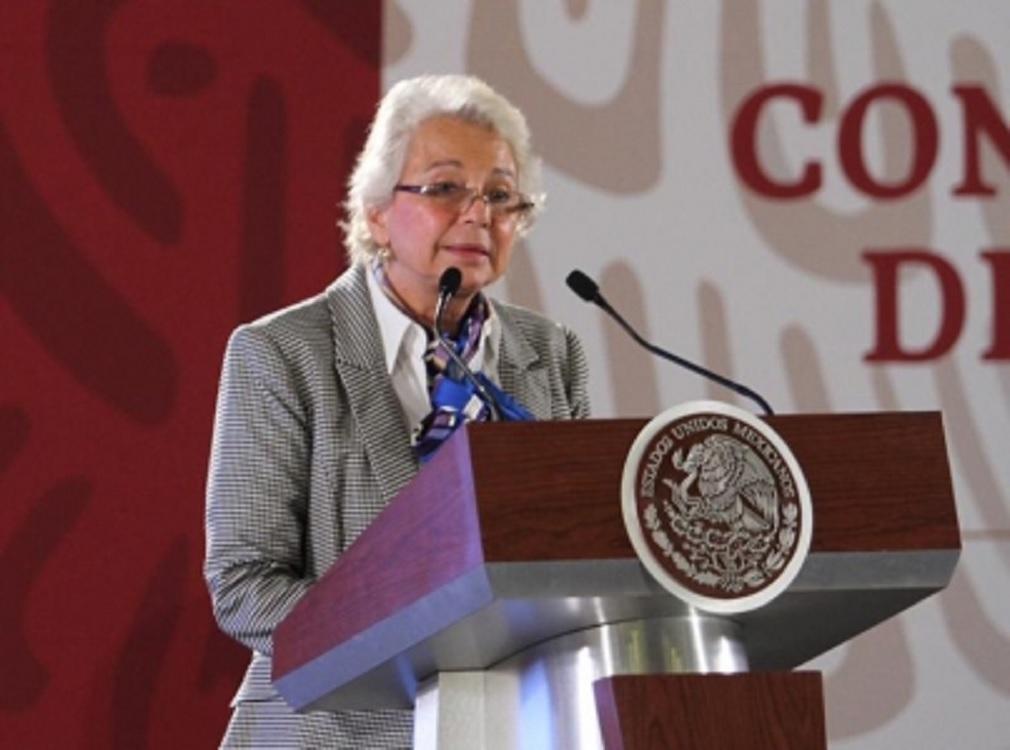 Descarta Sánchez Cordero aplicar toque de queda ante COVID-19