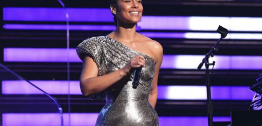 Alicia Keys arrasa en los Billboard Music Awards 2020