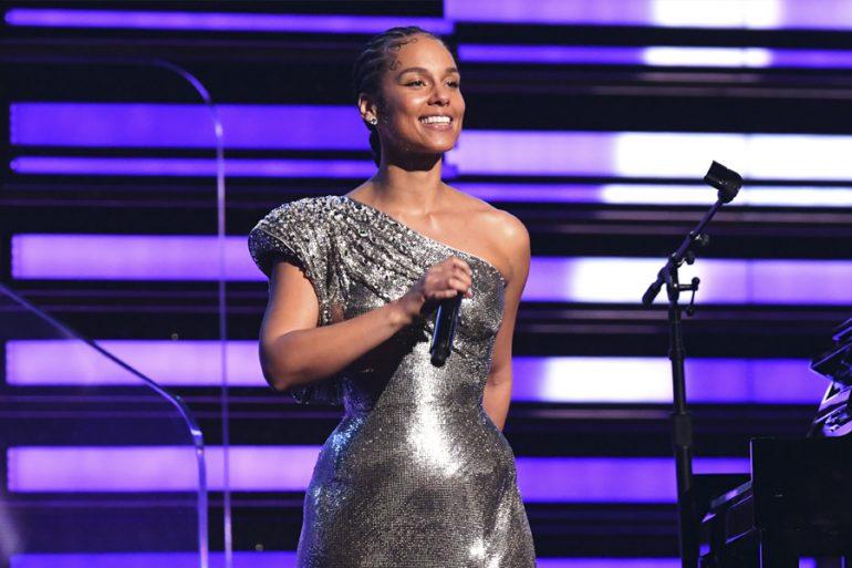 Alicia Keys arrasa en los Billboard Music Awards 2020