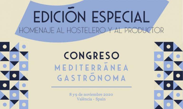 Mediterránea Gastrónoma 2020. Programa de actividades virtuales y presenciales