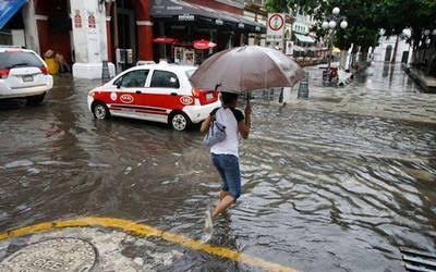 Más de 20 mil afectados en 15 municipios de Veracruz: Protección Civil Nacional
