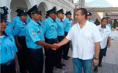 Garantizada la seguridad en el Buen Fin en Boca del Río , afirma Morelli