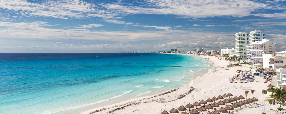 """Cancún gana un """"Óscar del turismo"""" en categoría de playa líder"""
