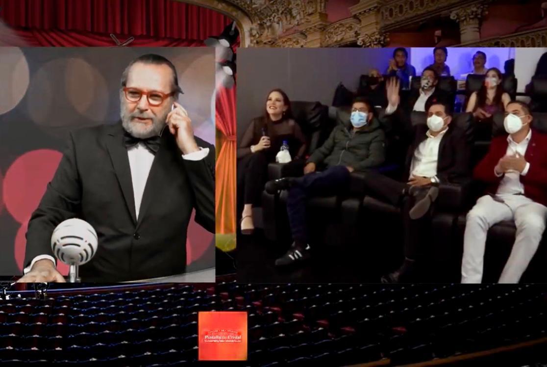 Radiotelevisión de Veracruz obtuvo nueve primeros lugares en los premios Pantalla de Cristal 2020