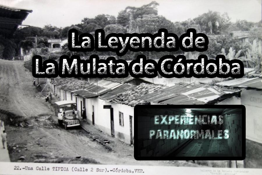 LA LEYENDA DE LA MULATA DE CÓRDOBA