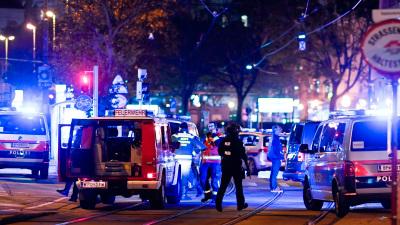 Tiroteo en una sinagoga de Viena deja varios heridos