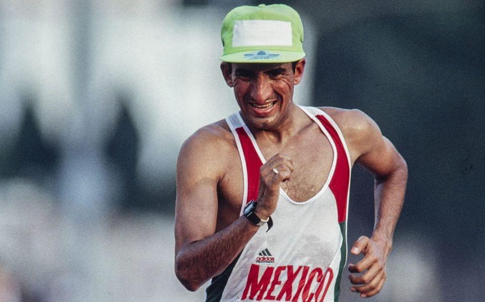 Fallece Ernesto Canto medallista mexicano en Olimpicos de LA 1984