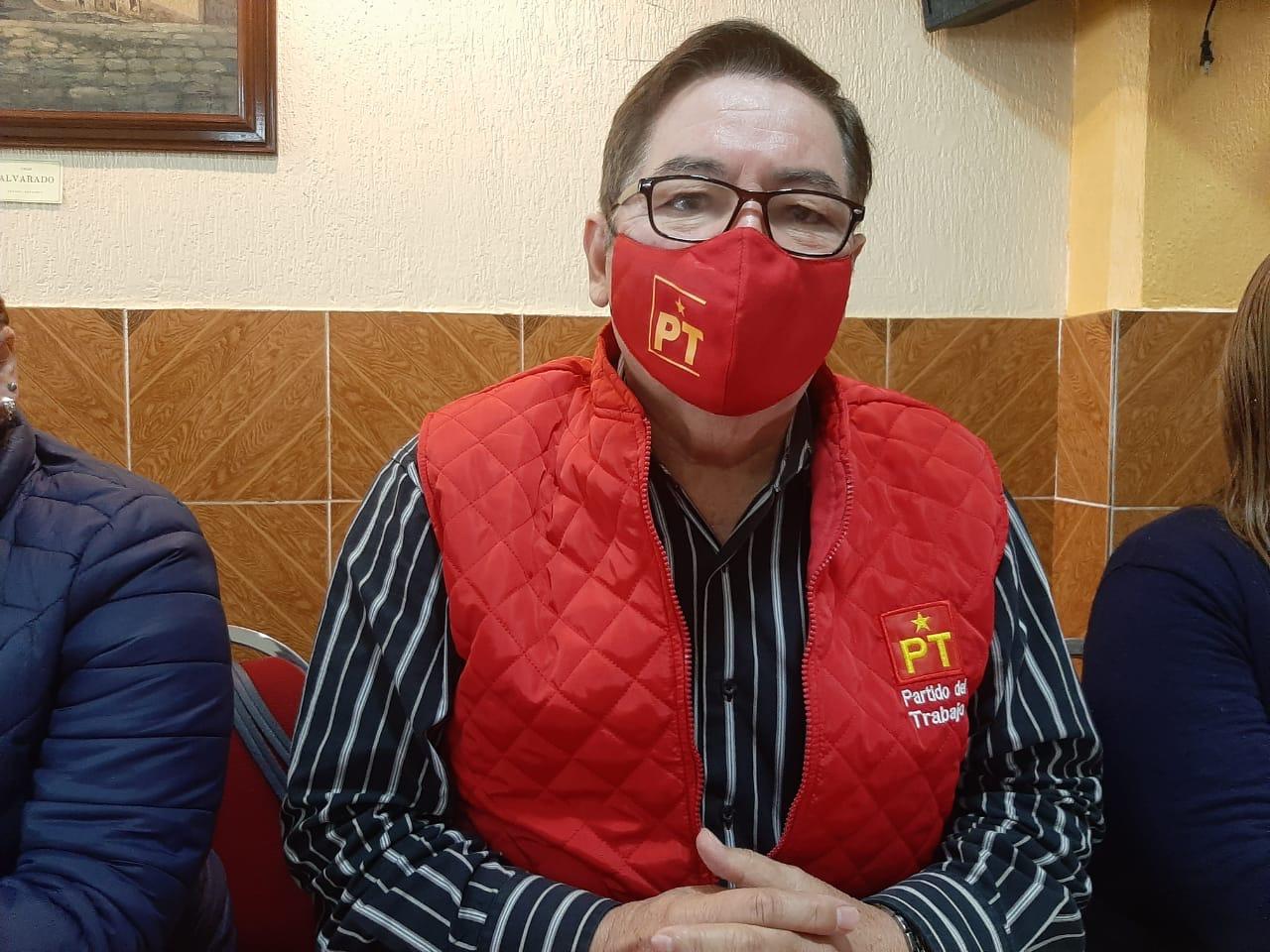 Aunque PT va en alianza federal con Morena y PVEM, en lo local analizan ir solos