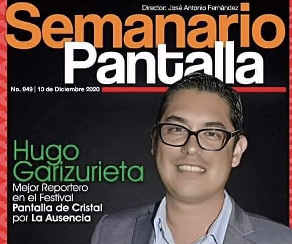 Revista Pantalla de Cristal reconoce a RTV, al dedicarle la portada de su revista en su más reciente edición