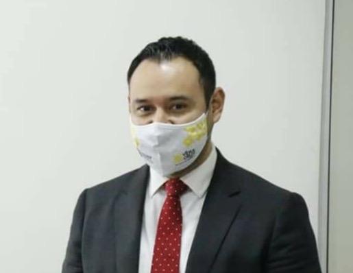 Llama Lima Franco a veracruzanos a tener confianza en administración estatal