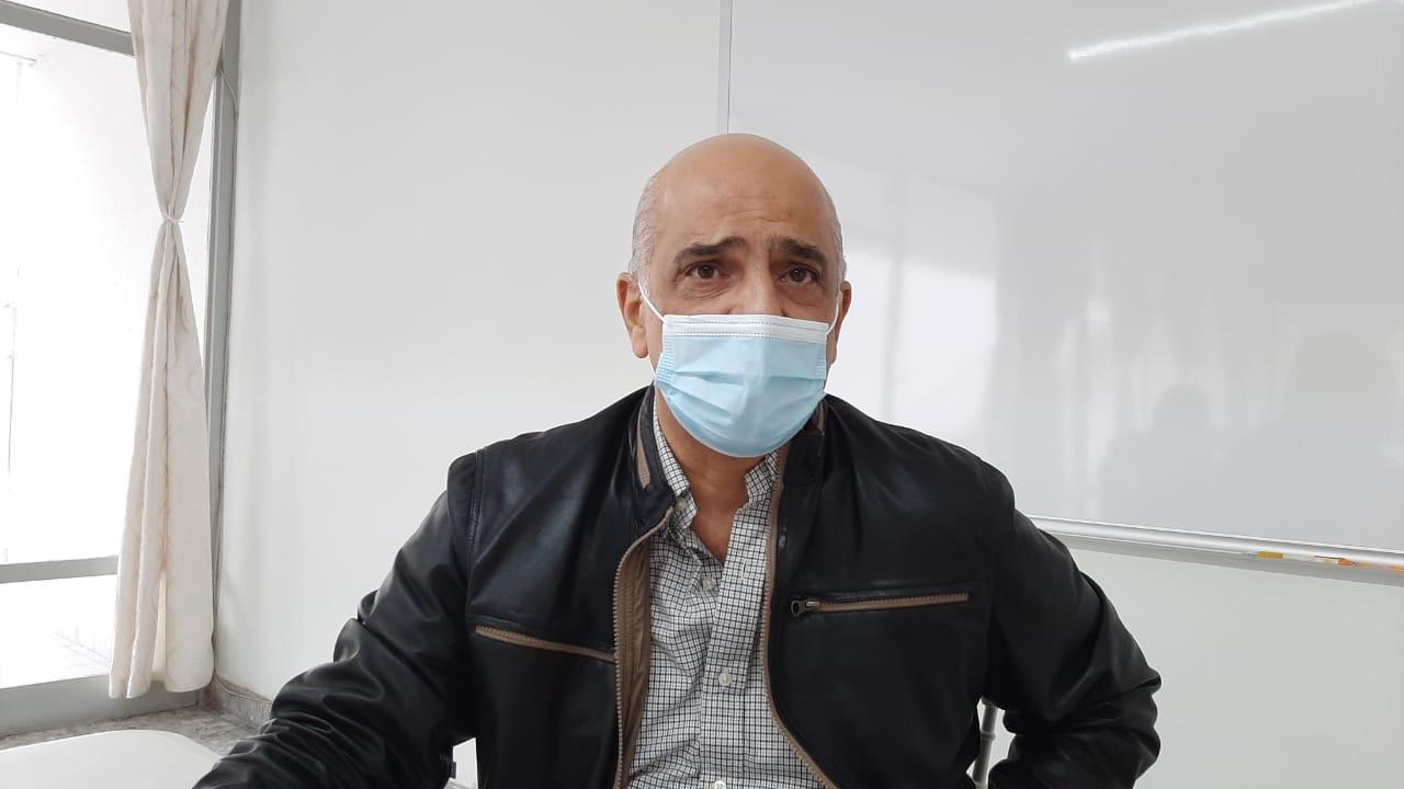 Medidas santiarias no han detenido a la pandemia: Ahued