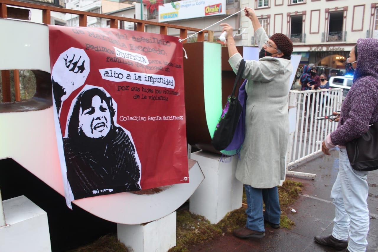 Madres recuerdan a Maricela Escobedo, símbolo de lucha contra el feminicidio