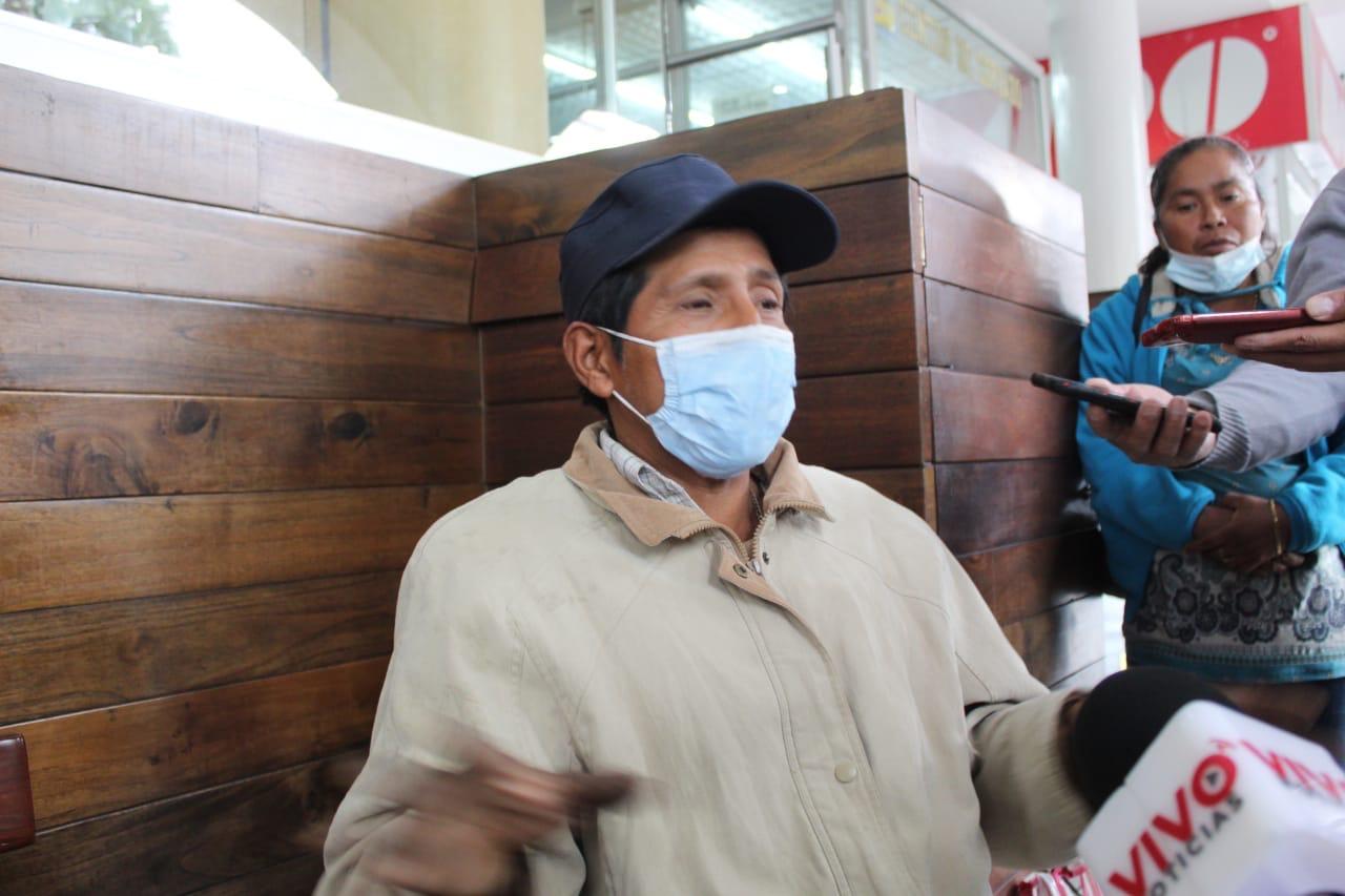 Mediante contubernio le quitan a sus hijos para despojarlo de sus tierras en Actopan