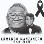 Muere Armando Manzanero, el más grande compositor mexicano