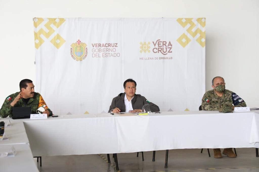 Llega primer lote de vacunas contra Covid-19, este martes a Veracruz