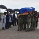 Con funeral de Estado despiden a la primera gobernadora de Belice