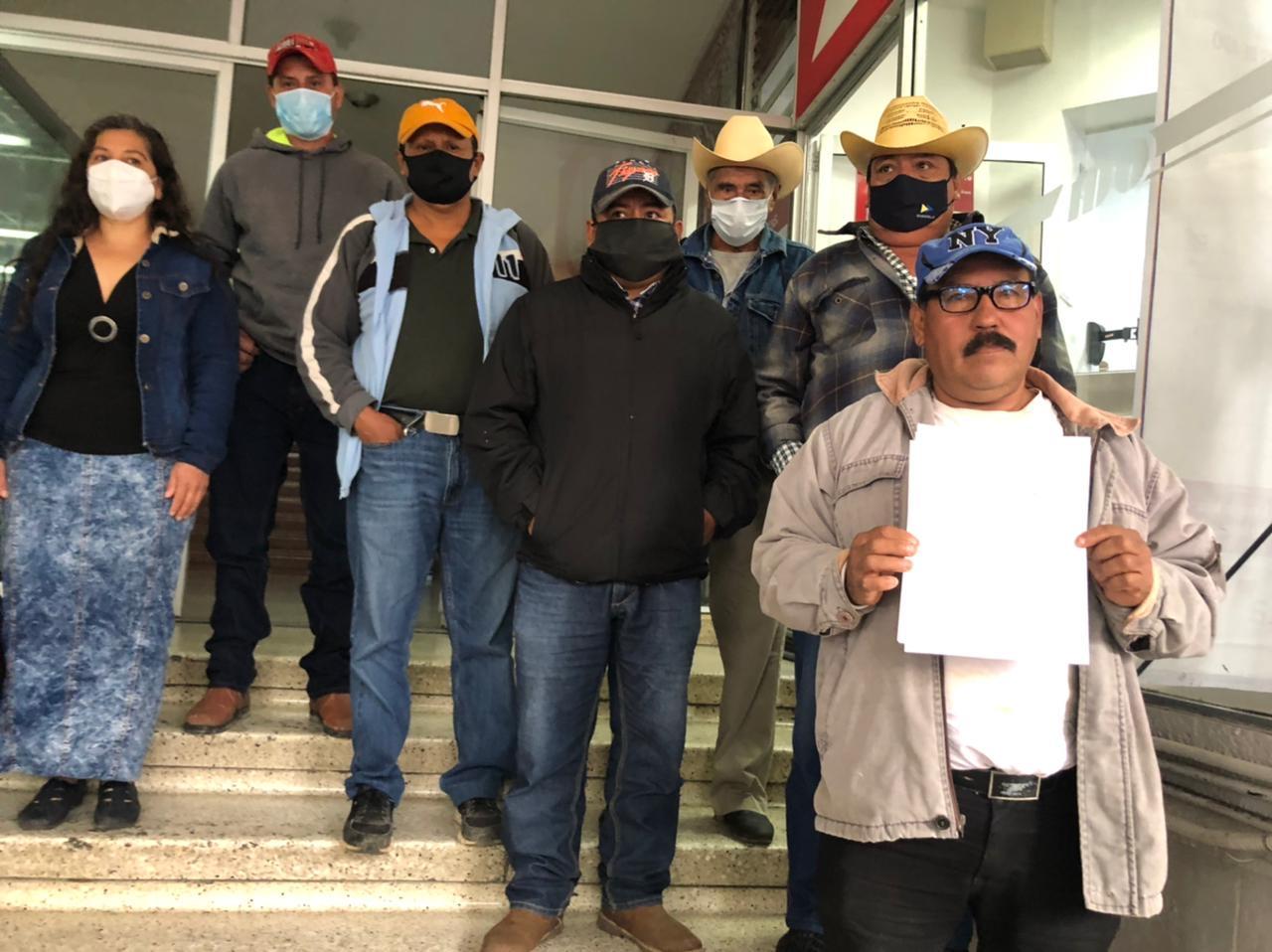 Agentes y subagentes de Juchique solicitarán juicio político contra alcaldesa y ediles por falta de pago
