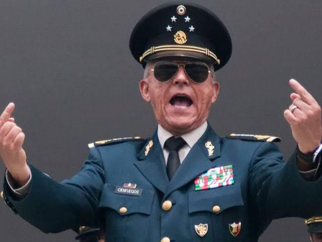 Fiscalía Exonera a  Salvador Cienfuegos, no ejercerán acción penal.
