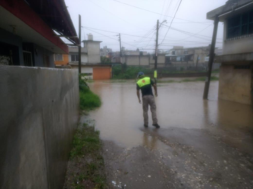 Desde hacía 27 años que no llovía como llovió este miércoles en Xalapa