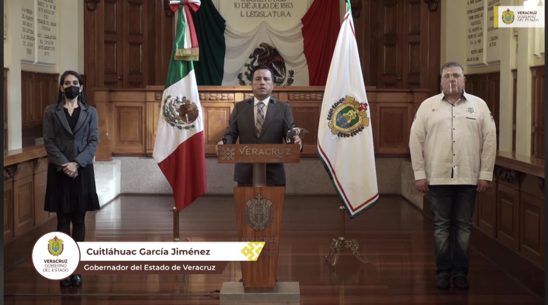 """Este jueves, entra en vigor """"alerta preventiva"""" para12 municipios: Gobernador"""