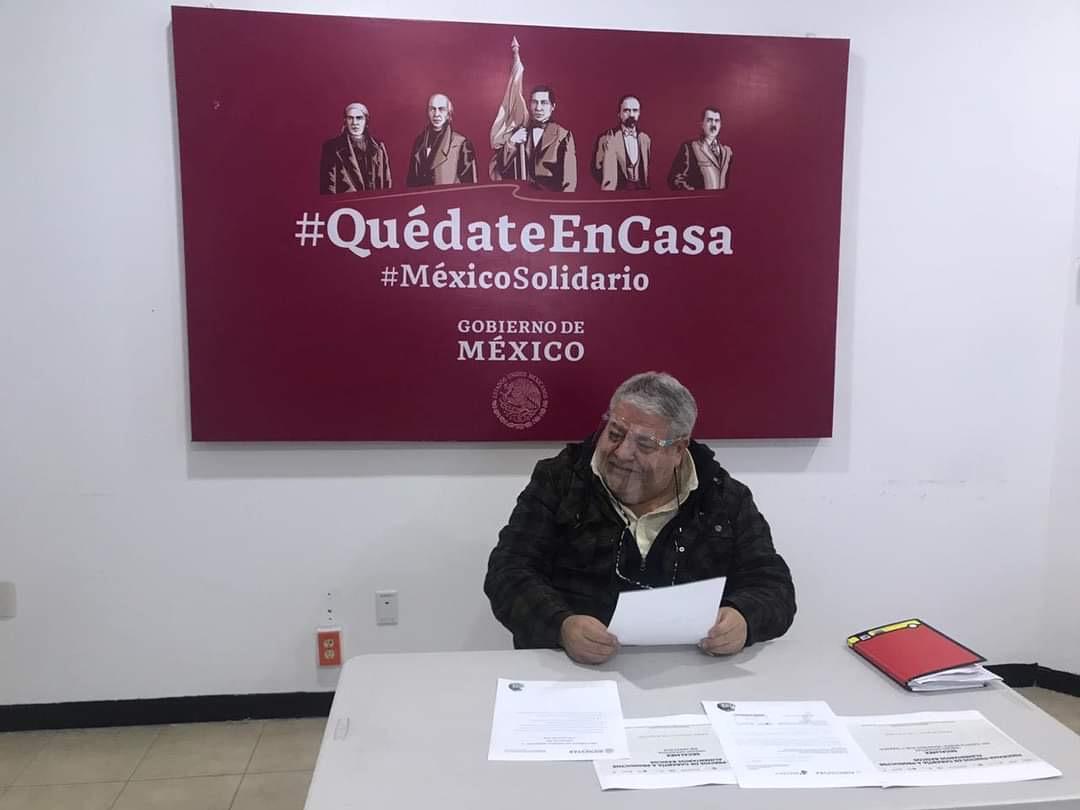Vacunación a adultos mayores en Veracruz sin fecha de inicio: Manuel Huerta