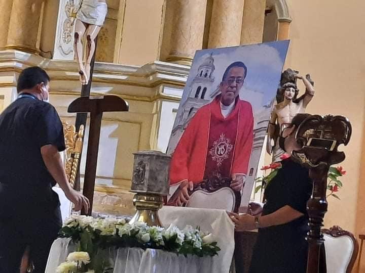 Cenizas del Padre Victor estarán en Catedral de Veracruz