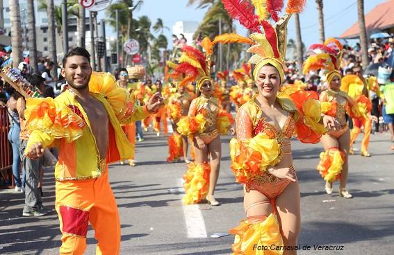 Analizan cancelar en carnaval de Veracruz 2021