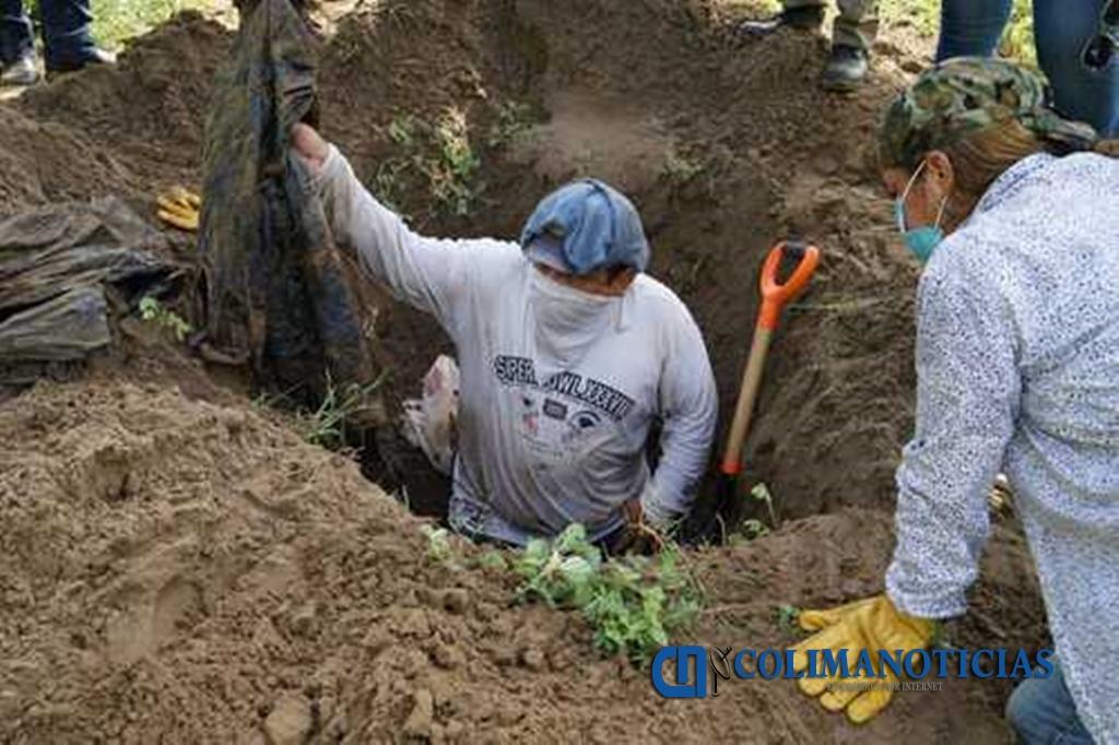 Un 75% de los restos encontrados en fosas clandestinas no han sido reconocidos en Veracruz
