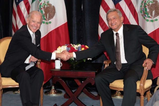 Equipo de Biden expresa deseo de trabajar con AMLO